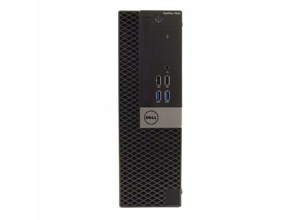 Dell Optiplex 7040 Desktop PC, 3.2GHz Intel i5 Quad Core Gen 6, 16GB RAM, 240GB SSD, Windows 10 Professional 64Bit (Renewed)