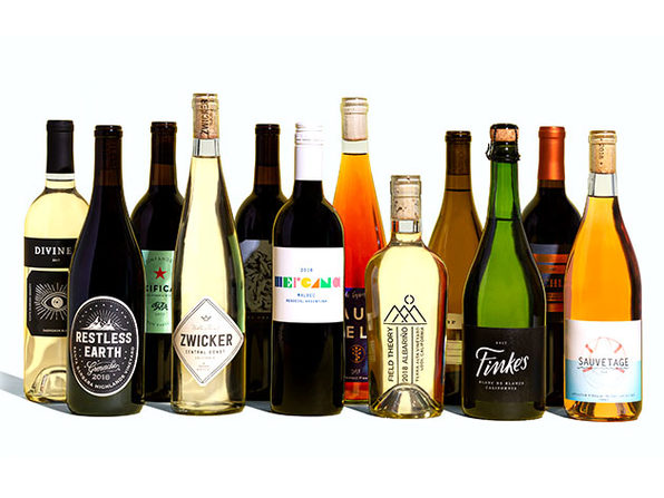 Winc Wine Delivery: $155 of Credit for 12 Bottles