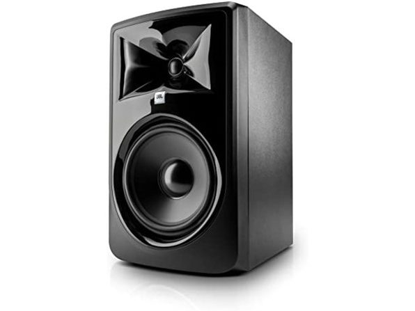 "JBL Professional 308PMKII Next Generation 2-Way Powered Studio Monitor,8"",Black (Used, Open Retail Box)"