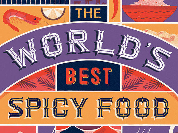 The World's Best Spicy Food - Product Image