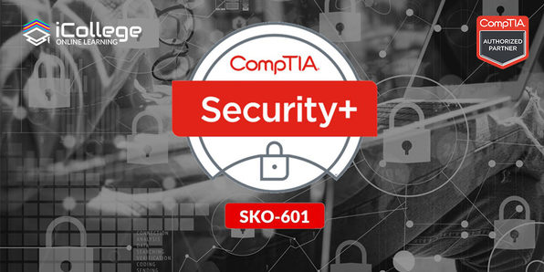 CompTIA Security+ (SY0-601) - Product Image