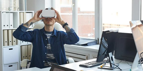 A-Frame Web VR Programming Tutorial Series (Virtual Reality) - Product Image
