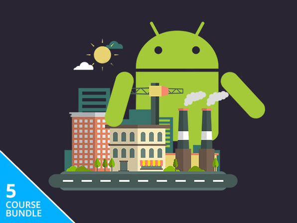 The Professional Android Developer Bundle: Lifetime Access