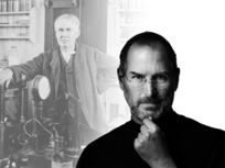 The Innovations Of Steve Jobs & Thomas Edison - Product Image