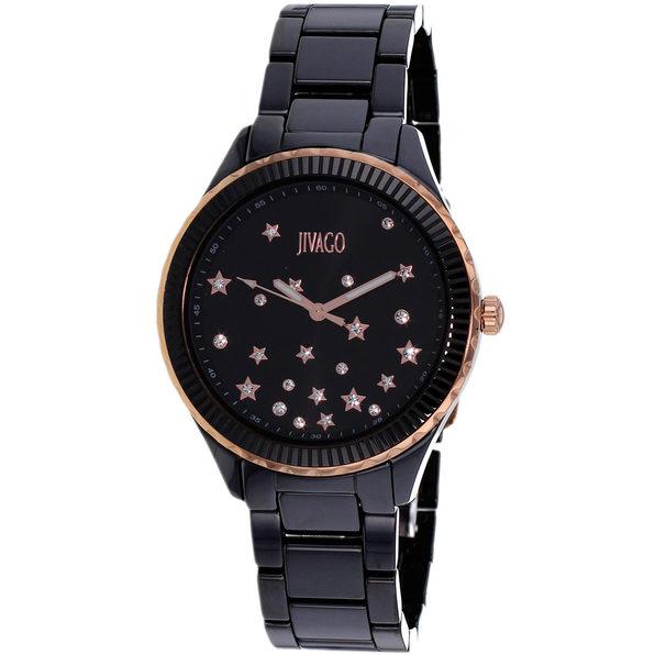 Jivago Women's Sky Black dial watch - JV2413 - Product Image