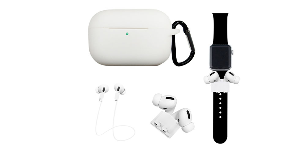 AirPods Pro Accessory Bundle, on sale for $12.74 when you use coupon code SAVE15NOV at checkout