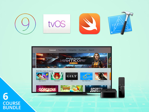 tvOS App & Game Coding Bundle