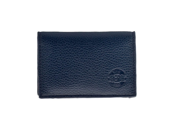 Hero Goods: Bryan Bi-Fold Wallet (Blue)