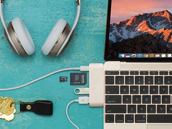 HyperDrive USB Type-C 5-in-1 Hub