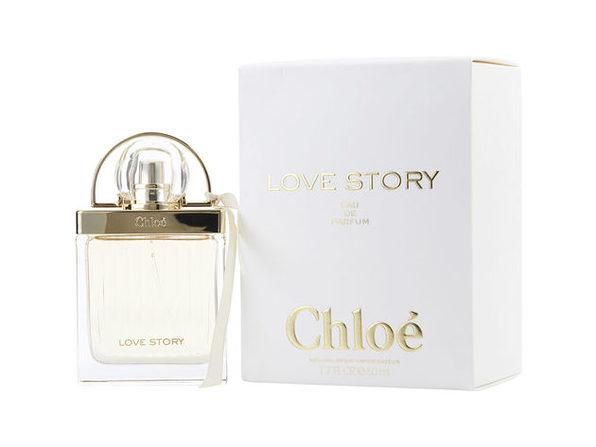 CHLOE LOVE STORY by Chloe EAU DE PARFUM SPRAY 1.7 OZ for WOMEN  100% Authentic