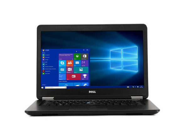 "Dell Latitude E7450 12"" Laptop, 2.9GHz Intel i5 Dual Core, 4GB RAM, 128GB SSD, Windows 10 Professional 64 Bit (Refurbished Grade B)"
