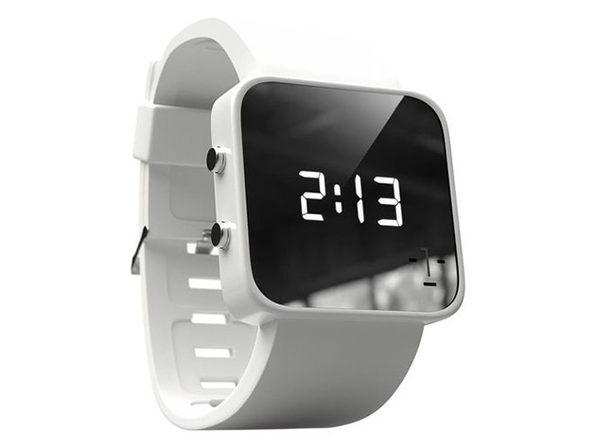 1:Face Charity Watch (White/Hunger)