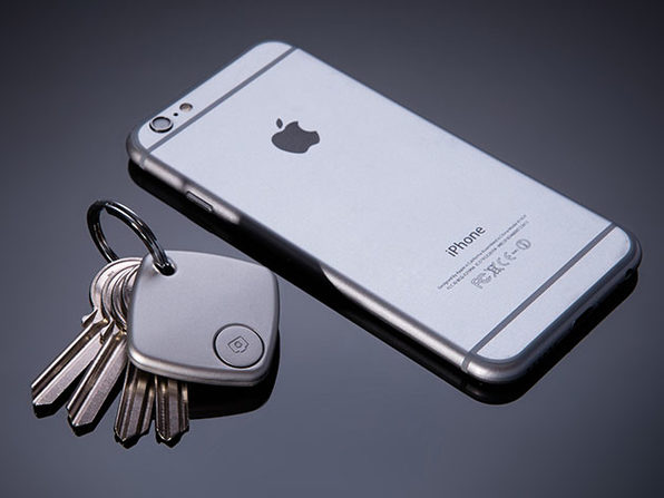 TRAK: Bluetooth Anti-Loss Keys & Phone Finder