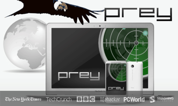 Protect Your Devices Against Theft With Prey - Product Image
