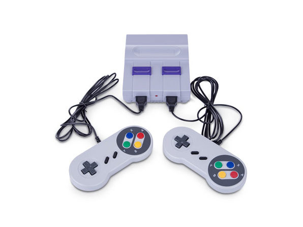 Classic Gaming Console: 2-Pack