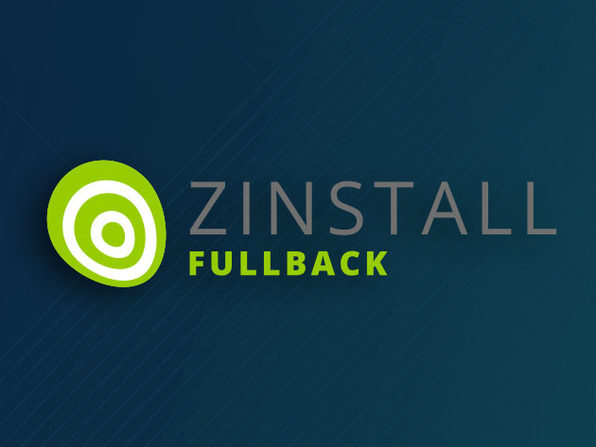 Zinstall FullBack Computer Backup