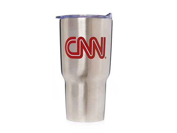 CNN Insulated Tumbler