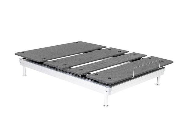 The Yaasa Luxe Adjustable Bed (Twin/Twin XL)