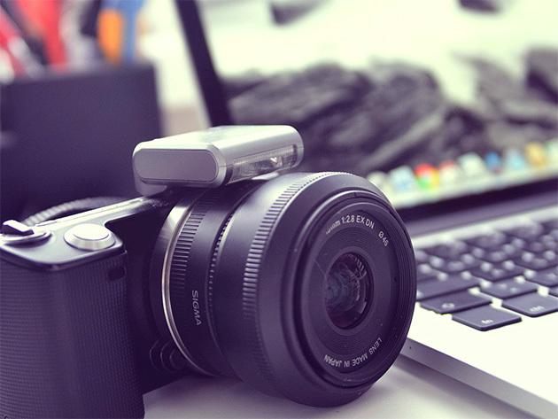 Go from Amateur to Pro Photographer with 30 Hours of Technical Online Learning