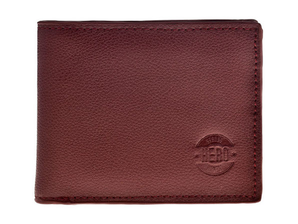 Hero Goods: Garfield Bi-Fold Wallet (Brown)
