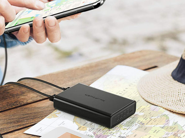 RAVPower 10,000mAh Dual Port Power Bank