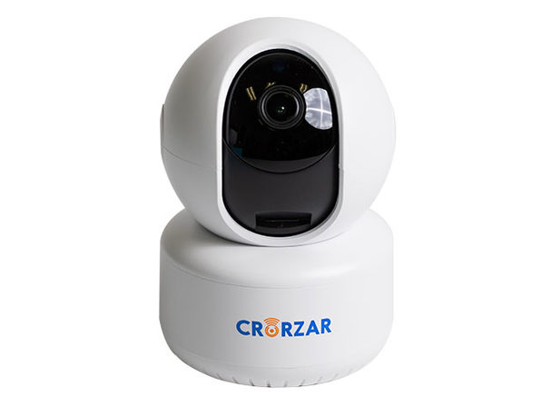 Crorzar Indoor 360 Security Camera