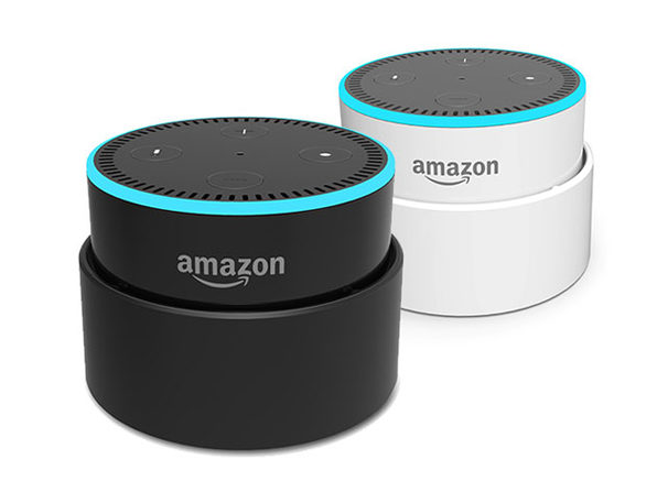 Amazon Echo Dot Smart Battery Case