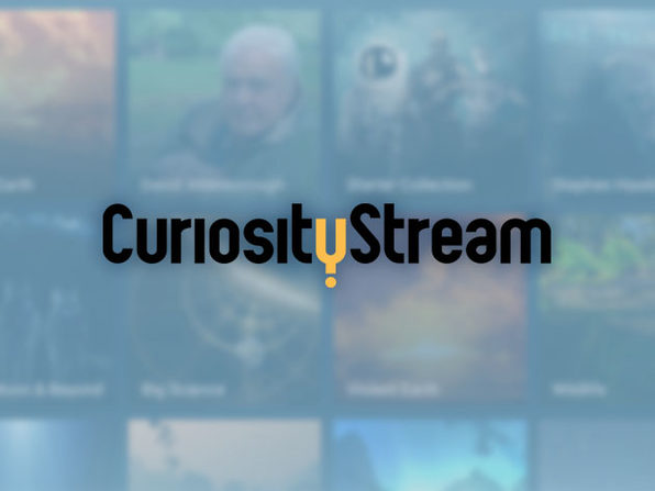 CuriosityStream: 3-Yr Subscription