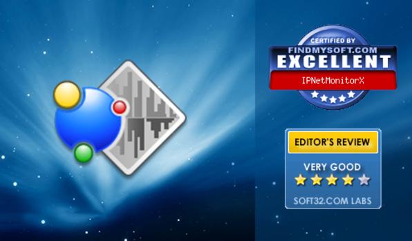 IPNetMonitorX - Product Image