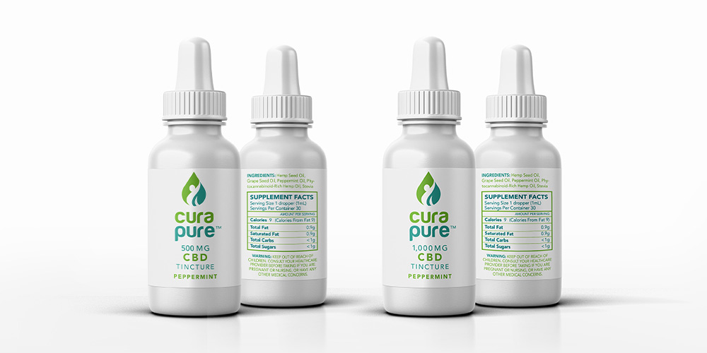 Discover The Magic Of CBD With These Oil Tincture Drops