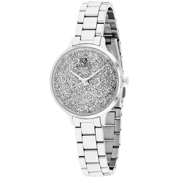 Roberto Bianci Women's Gemma Silver Dial Watch - RB0246