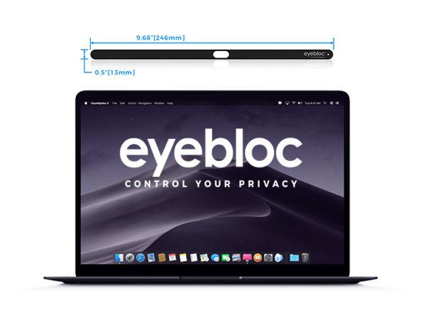 Eyebloc Webcam Cover for MacBook