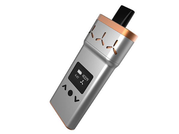 AirVape X SE Enthusiast Kit (Silver & Bronze)