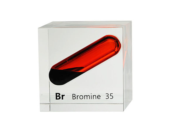Bromine Cube - Product Image