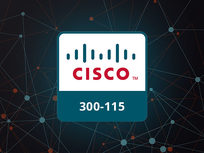 Cisco 300-115: CCNP - SWITCH - Routing and Switching - Product Image