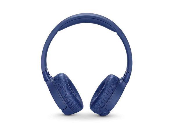 JBL T600BTNC Noise Cancelling On-Ear Wireless Bluetooth Headphone - Black