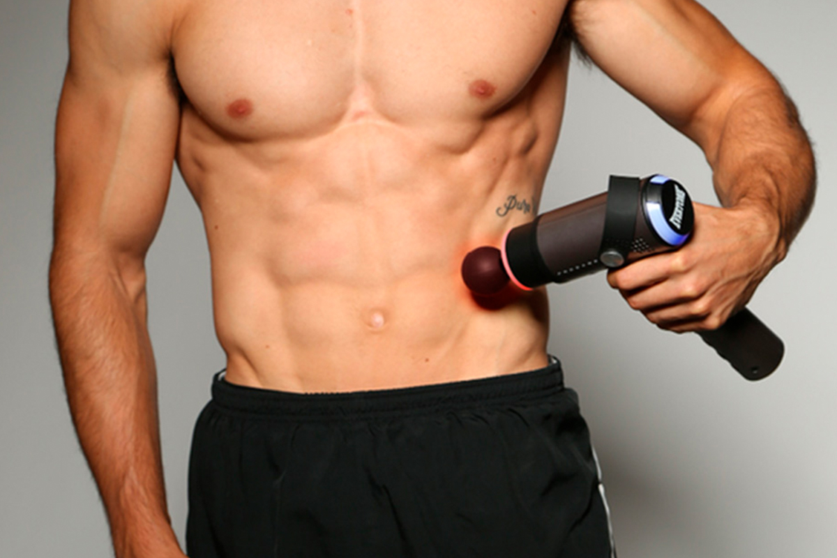 EvertoneProsage Thermo: Percussion Massager with Warm-Up Technology, on sale for $119.99 when you use coupon code BFSAVE20 at checkout