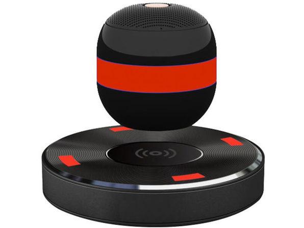 Digital Treasures 70148 Lyrix Axis Levitating Wireless Speaker - Product Image