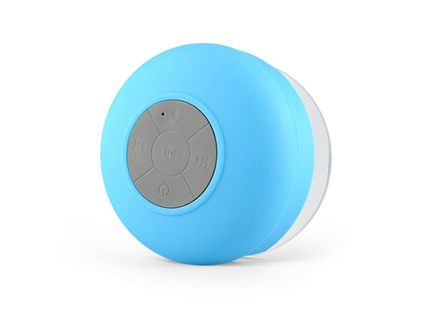 Bluetooth Shower Speaker (Blue)