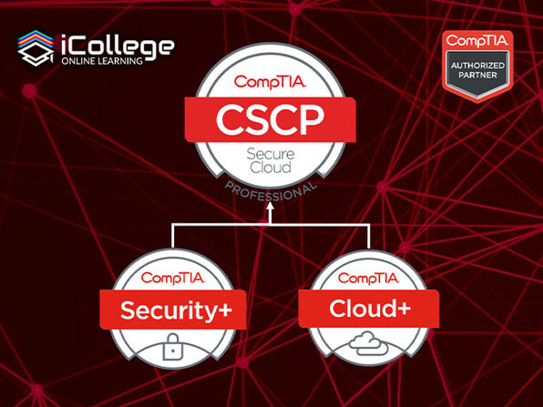 The CompTIA Secure Cloud Professional Bundle - Product Image