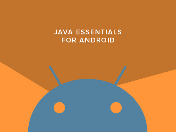 Java Essentials for Android - Product Image