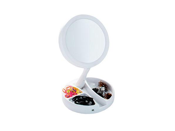 My Foldaway Mirror (White)