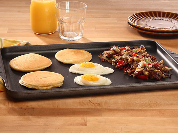 HD Classic Nonstick Double-Burner Griddle