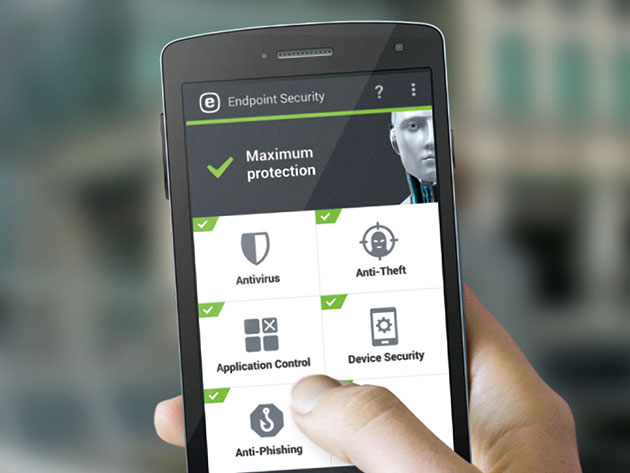 Eset Mobile Security For Android 2 Yr Subscription
