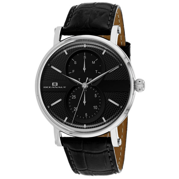 Oceanaut Men's Lexington Black Dial Watch - OC0345
