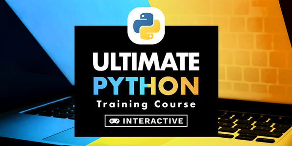 Master Python Fundamentals the Fun Way: An Interactive Python Tutorial - Product Image