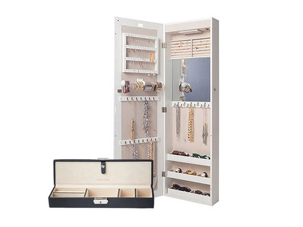 Joyus Exclusive Armoire 2-Piece Set