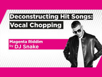 Deconstructing Hit Songs: Vocal Chopping - Product Image
