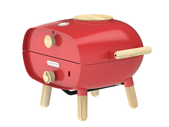 Firepod: Portable Multi-Functional Pizza Oven (Red)