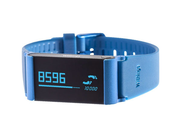 Withings Pulse Ox Activity Tracker (Blue)